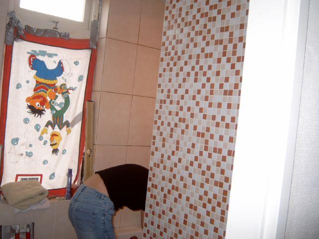 Mozaiektegels badkamer - Wc mozaiek ...