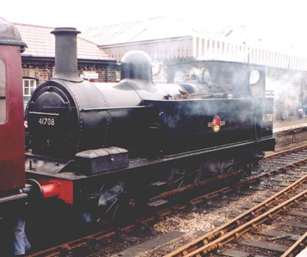 North Norfolk Steam railway (04-2001)