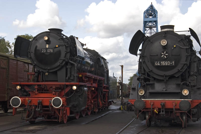 BR 44 and BR 23,   (07-09-2008)