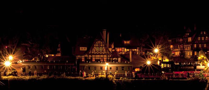 Neuffen by night, 07-01-2011)