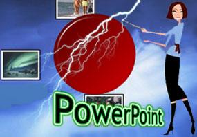 een presentatie maken met microsoft powerpoint 2003