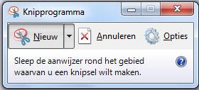 Knippen en plakken for Tekenprogramma windows